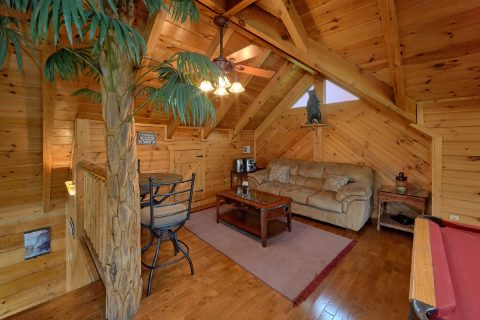 1 Bedroom Cabin Sleeps 4 Open Loft - Love Without End