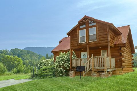 2 Story 1 Bedroom Cabin Sleeps 4 - Love Without End