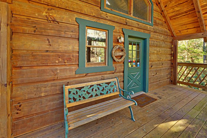 Cabin Entrance - Lover's Lane