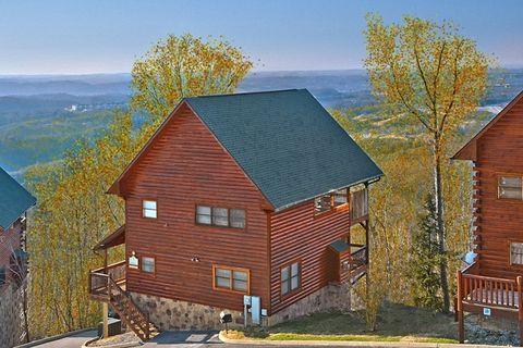 Premium 2 Bedroom Cabin in Starr Crest Resort - Lucky Break