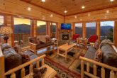 6 Bedroom Cabin with Gas Fireplace and WiFi