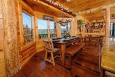 Premium 5 bedroom cabin with 2 Dining areas