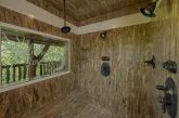 Luxurious Oversize shower in Master bathroom