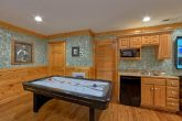 Gatlinburg Cabin with Pool table and Air Hockey