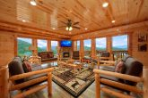 6 Bedroom 6 Bath Cabin near Pigeon Forge