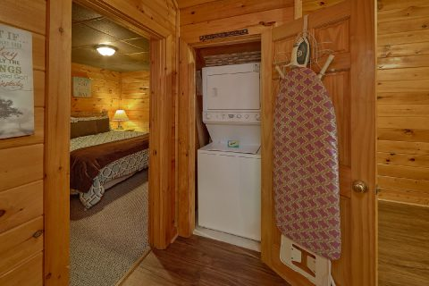 4 Bedroom Cabin with Washer and Dryer - Major Oaks