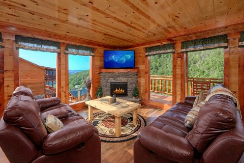 5 Bedroom Pool Cabin in Black Bear Ridge Resort - Makin' Waves