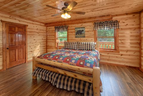 5 Bedroom Cabin with 5 Master Suites - Makin' Waves