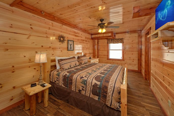 5 Bedroom Cabin in the Smoky Mountains - Makin' Waves