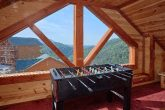 5 Bedroom Cabin with a Foosball Table