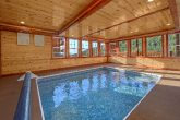 5 Bedroom Cabin with a Private Indoor Pool