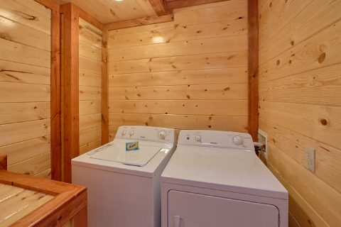 5 Bedroom Cabin with a Full-Size Washer & Dryer - Makin' Waves