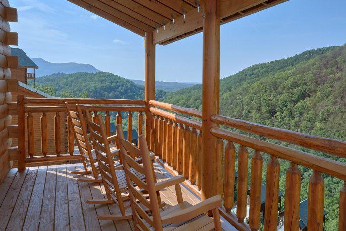 5 Bedroom Cabin in Wears Valley - Makin' Waves