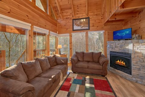 2 Bedroom Cabin Sleeps 8 Secluded - Making More Memories