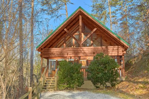 2 Bedroom 2 Bathroom 2 Story Cabin Sleeps 8 - Making More Memories
