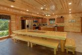 Spacious Dining Table Seats 12