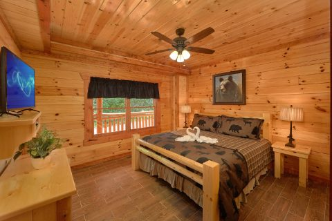 8 Bedroom Cabin with 7 King Beds - Marco Polo