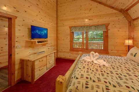 8 Bedroom Cabin with Flat-Screen TVs - Marco Polo