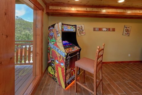 8 Bedroom Pool Cabin with an Arcade Game - Marco Polo