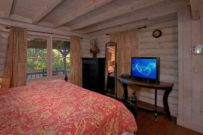 Rustic cabin with and Private Televeision - Melody Hill