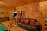 Premium 3 bedroom cabin with 2 arcade games
