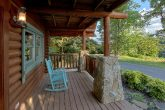 1 Bedroom Cabin near Pigeon Forge with Rockers