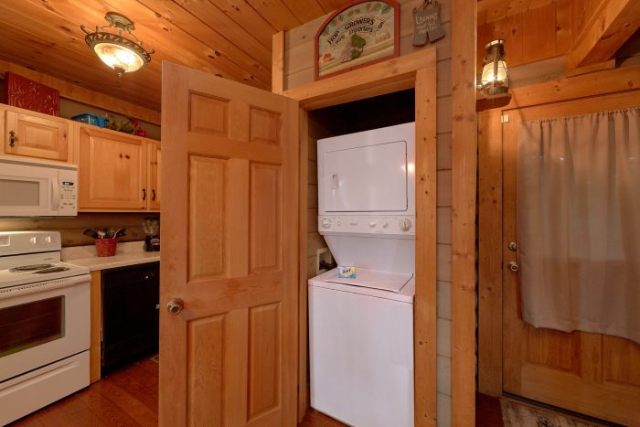 Smoky Mountain Cabin with Washer and Dryer - Merry Weather