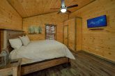 4 Bedroom Cabin with TV in All Rooms