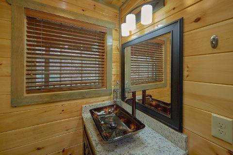 Large Spaces 4 Bedroom Cabin Sleeps 13 - Mirror Pond