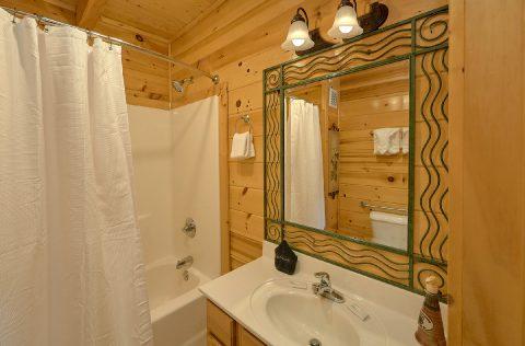4 Bedroom 3 Bath Cain Sleeps 10 - Mistletoe Lodge