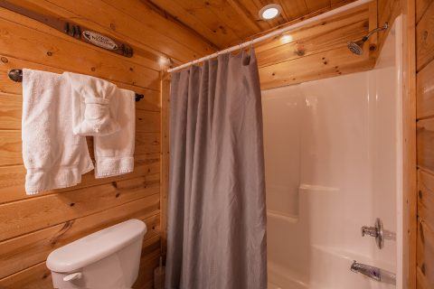 Master Suite Shower - Moonlight Getaway