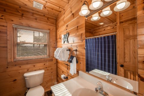 4 Bedroom 3 Bath Cabin Sleeps 10 - Moonlight Getaway