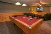 Cabin with Theater Room and Pool Table