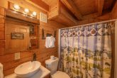 Spacious 1 bedroom cabin with 2 Full Baths