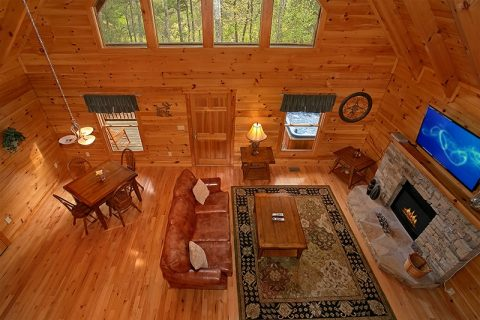 1 Bedroom Fully Furnished Cabin - Moose Tracks