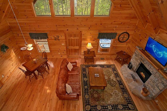 1 Bedroom Fully Furnished Cabin - Moose Tracks
