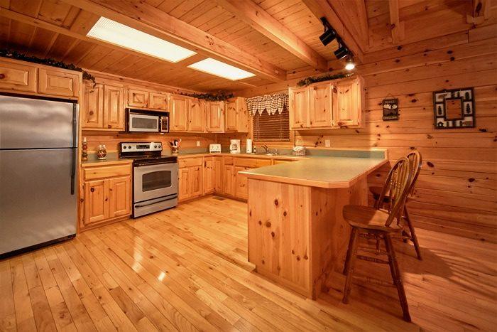 1 Bedroom Cabin with full furnished kitchen - Moose Tracks