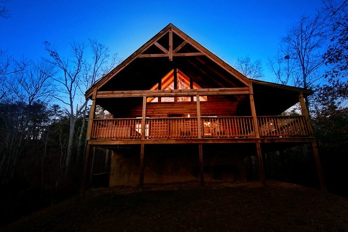 1 Bedroom Cabin in a Wooded Setting - Moose Tracks