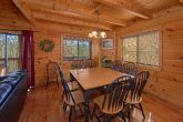 3 Bedroom Cabin Sleeps 9 with Dining Room