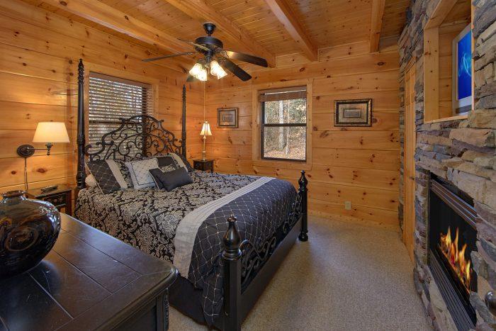 3 Bedroom Cabin Sleeps 9 with Cozy Bedrooms - Morning Mist
