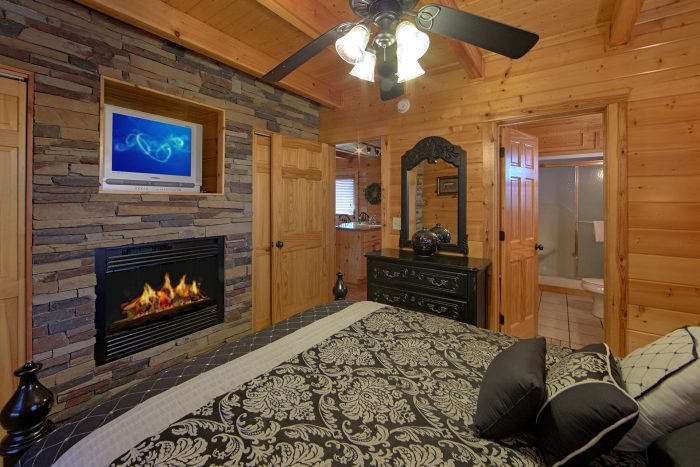 3 Bedroom Cabins with Master Suite - Morning Mist