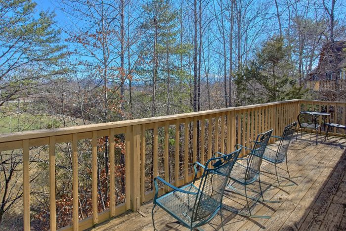 4 Bedroom Cabin in Eagle Ridge Resort - Mountain Crest