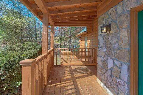 4 Bedroom Cabin in Eagle Ridge Resort - Mountain Destiny