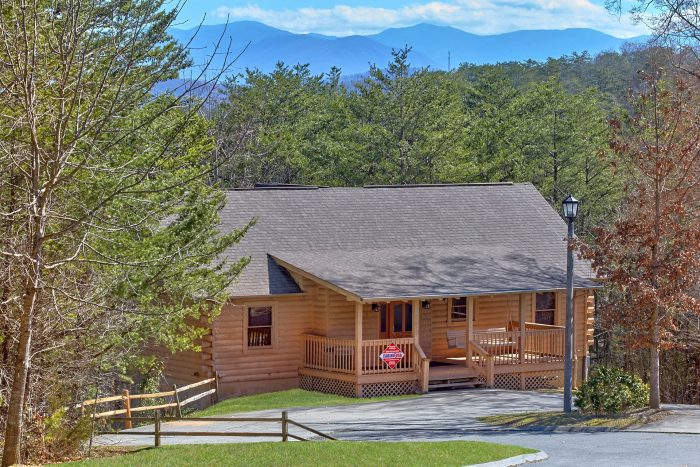 Mountain Fever Cabin Rental Photo