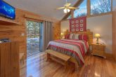 4 Bedroom Cabin with Private Queen Bedroom