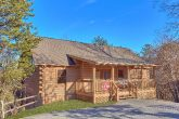 Rustic 4 Bedroom Cabin in Pigeon Forge