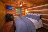 Queen Bedroom in Cozy 2 Bedroom Cabin