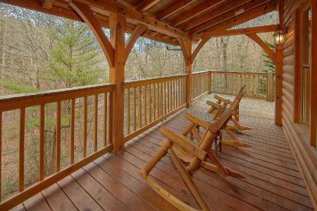 A Bear's View: 2 Bedroom Sevierville Cabin Rental