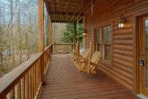 2 Bedroom with Covered Porch and Swing