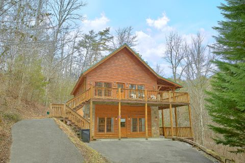 2 Bedroom 2 Bath Cabin Sleeps 6 - Mountain Retreat